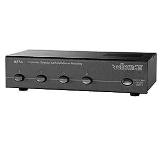 Schalterprogramm Lautsprecher 4Ports (HP)