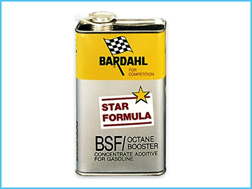 BARDAHL BSF OB Octane Booster Additiv Formel Konzentrierte Oktan Benzin Antiklopfmittel Für 1 LT - Booster-formel