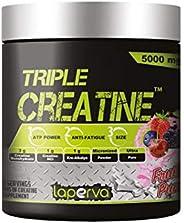 Laperva Triple Creatine 5000 mg Fruit Punch, 60 Serving