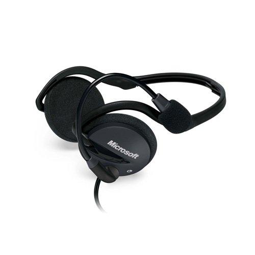 Microsoft Lifechat Lx-2000 - Auriculares de contorno de cuello