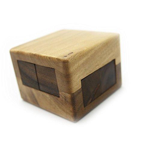 Preisvergleich Produktbild Magische Schublade - Tricky Drawers Box Holz Puzzle Knobel IQ-Spiel