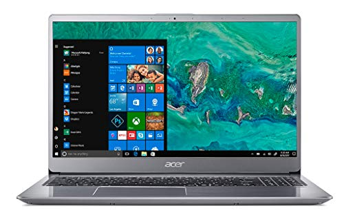 Notebook 15.6 Pollici Intel Core i3 8 Gb ssd 256 gb Windows 1 Swift 3 SF315-52G-35CP