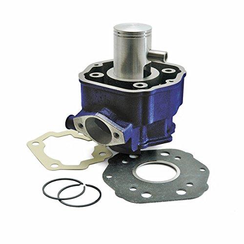 Caren 031000H - Cilindro para moto fundido, adaptador para Derbi Senda H2O...