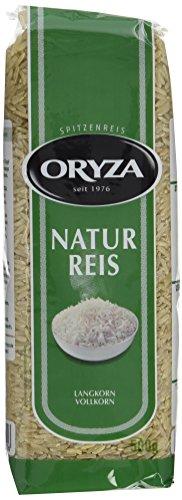 Oryza Natur Reis, lose 500 g, 7er Pack (7 x 500 g)