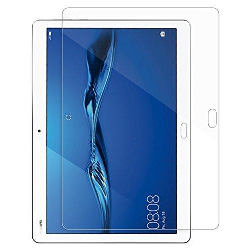 """pellicola tablet MoKo Vetro Temperato Pellicola Protettiva Schermo con Rivestimento Oleorepellente per Huawei MediaPad M3 Lite 10"""" 2017 Tablet"""