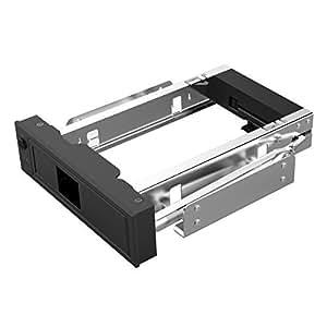 """ORICO 1106SS Rack Mobile interne Boîtier 5.25 """" baie pour disque dur 3.5 SATA HDD"""