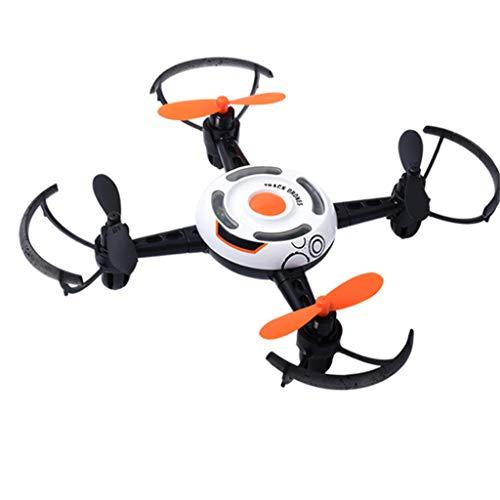 Altsommer QS007 Mini Drohne, Schwerkraftsensor Manuelle Steuerung Höhenhaltemodus Quadcopter One Key Start/Landung, Headless-Modus, Drohne für Anfänger (Orange)