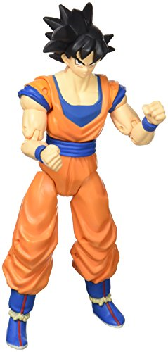 Dragon Ball Super Dragon Stars Series - Beerus, Vegeta, Super Saiyan Goku - Figura Modelo Surtido, 1 Unidad