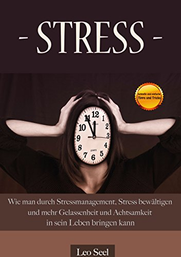 Stress: Wie man durch Stressmanagement, Stress bewältigen und mehr Gelassenheit und Achtsamkeit in sein Leben bringen kann - Leben Solide Betrieb