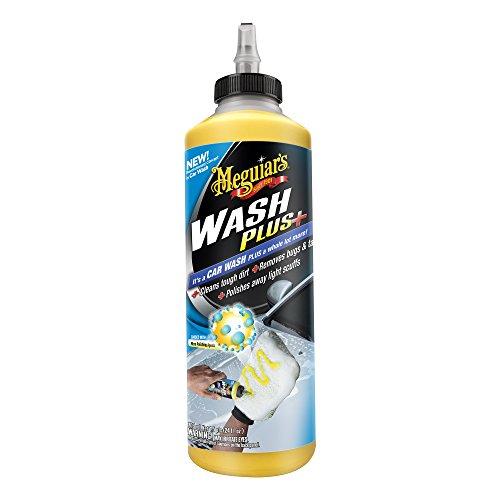 Meguiars Car Wash Plus Shampoo inkl Mikropolitur G25024