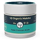 Uji Bio Matcha von Kuro - Handgepflückter Super Premium Bio-Matcha-Tee aus Japan (30g) - Extrafeines...