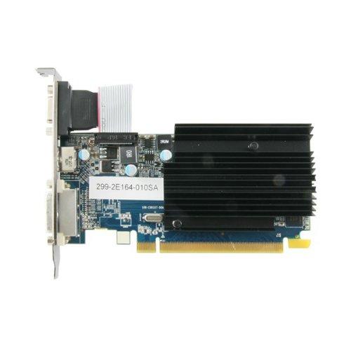 Sapphire Radeon HD6450 Grafikkarte (ATI Radeon HD 6450, PCI-E, 1GB, DDR3 Speicher)
