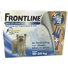 Frontline Spot-On Hund M (10-20kg) 4x1,34 ml