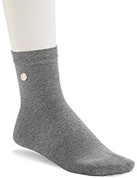 Birkenstock Socken Cotton Split Damen gray mélange (1002493), 36-38, grau