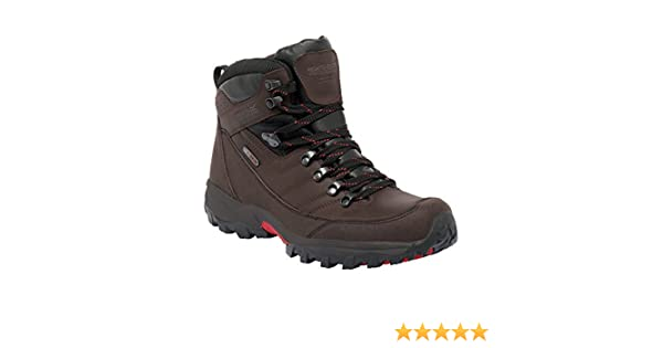 53f06f1cd43 Regatta Men's Trail Brookland Mid Walking Boots Bracken / Senator ...