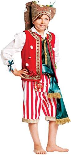 Imagen de disfraz pescador vestido fiesta de carnaval fancy dress disfraces halloween cosplay veneziano party 50576 size 7/s
