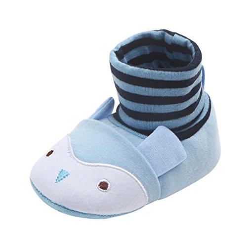 Für Paare Cute Halloween (LCLrute Qualität Kleinkind Schöne Neugeborene Kleinkind Erste Wanderer Baby Runde Zehe Wohnungen Weiche Hausschuhe Schuhe (13,)