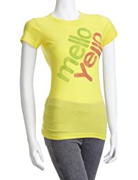 9f7e4c27 Junk Food Women's Mello-Yello T-Shirt