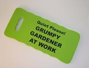 Boxer Gifts Coussin de jardinier humoristique Grumpy Gardener