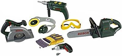 Bosch - Set grande para obreros de construcción (Theo Klein 8512)