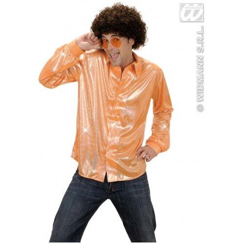 Widmann-Kostüm-Hose Disco holografisch, silber