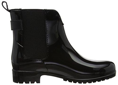 Tommy Hilfiger - O1285xley 13r, Stivali di gomma Donna Nero (Black)