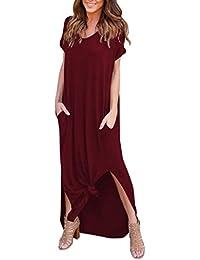 a11dbc40a1390 Amazon.it  Vestiti Eleganti o Abbigliamento di moda per donna  abiti ...