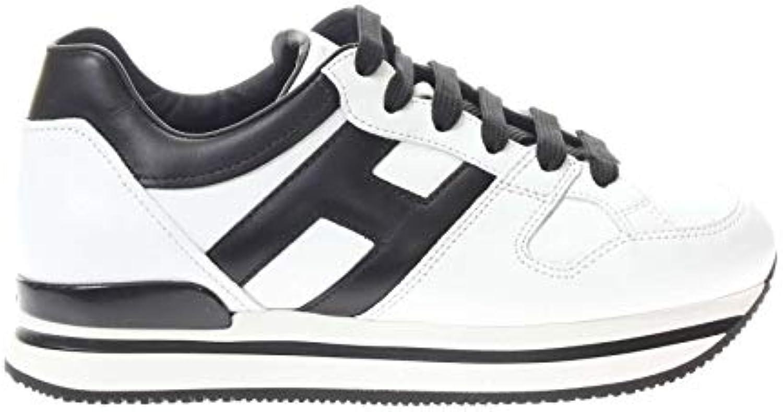 Hogan scarpe da ginnastica H222 Allacciato H Grande Donna | Prezzo Pazzesco  | Sig/Sig Ra Scarpa