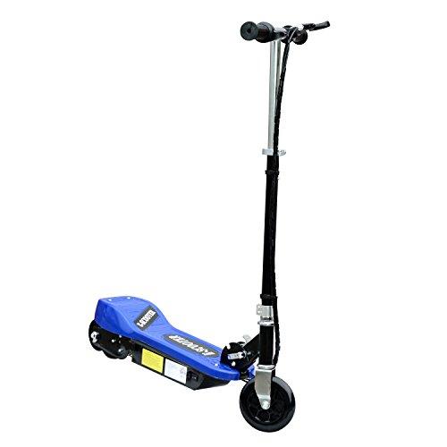 Homcom Patinete Plegable Eléctrico Tipo Scooter con Manillar Azul Patinete Eléctrico Plegable...
