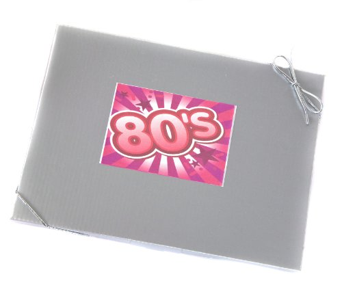 'Sweet in the 80's' - Retro Sweet Selection in Silver Gift Box