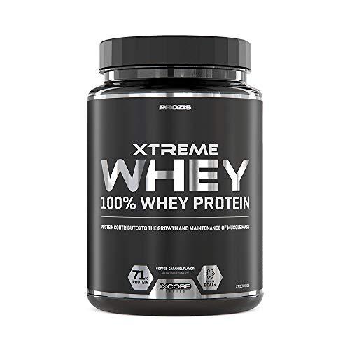 Prozis Xtreme Whey Protein SS 900 g Kaffee-Karamell -