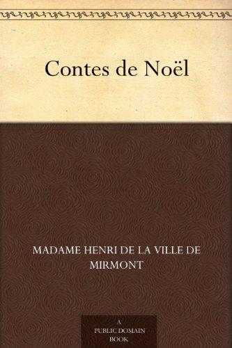 Couverture du livre Contes de Noël