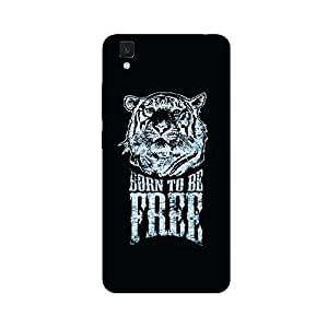 Phone Candy Designer Back Cover with direct 3D sublimation printing for Vivo v3