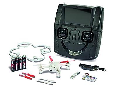 Carson 500507065X4QUA Dcopter Micro 100Percent, FPV RTF–2.4GHz by Carson