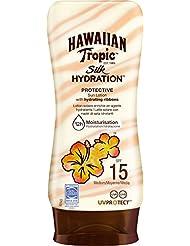 Hawaiian Tropic Silk Hydration Sonnenschutzlotion LSF 15, 180 ml