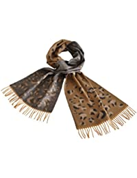 Toutacoo, Brown Fur Scarf