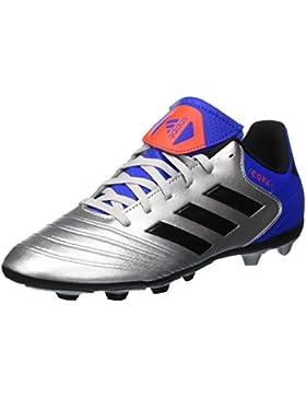Adidas Copa 18.4 FxG J, Botas de Fútbol para Niños
