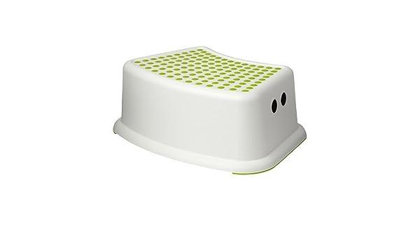 Ikea childs foot stool step con antiscivolo försiktig x 2: amazon.it