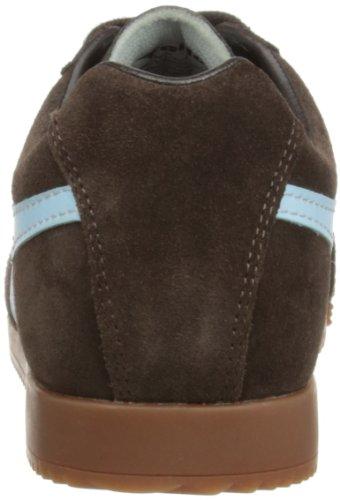 Scarpe Levens Blu marrone Lonsdale Scuro Brown Pallido Hp57zzqw
