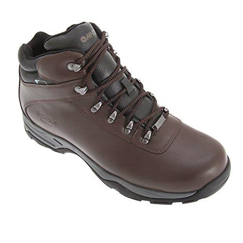 Hi-Tec, Stivali da escursionismo donna Marrone scuro