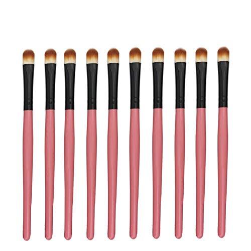 Einweg-Lidschattenpinsel (Pink Black) MISSMARCH (Color : Pink Black)