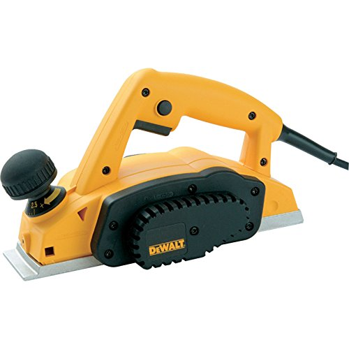 Elite Choice DeWalt DW680K Electric Planer 82mm Width 600w 110v (1) - Min 3yr Warranty