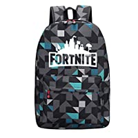 Fortnite game customization luminous backpacks Kids School Bag Gift