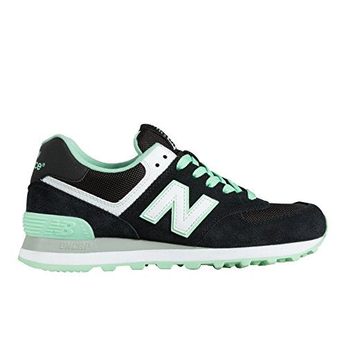 new-balance-wl-574-cpc-womens-suede-synthetic-trainers-black-375-eu