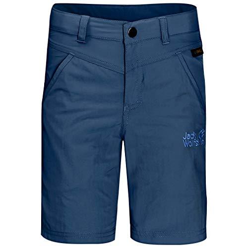 Jack Wolfskin Kinder Sun Shorts, Ocean Wave, 140