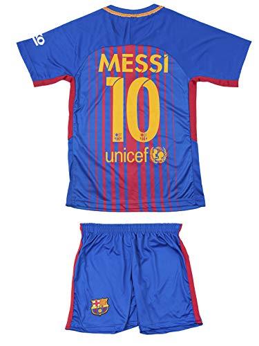 ATB Barcelona #10 Messi 2016/17 Heim Kinder Trikot und Hose (164)
