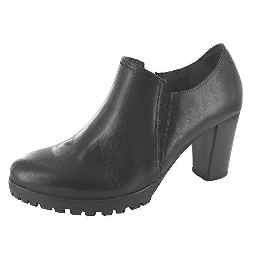 Gabor Donna scarpa décolleté nero, (schwarz) 35.251.27
