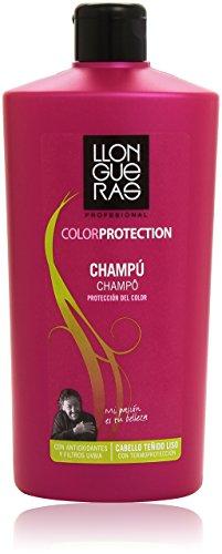 LLONGUERAS - SHAMPOO LLONGUERAS color protection liso 700 ml-unisex