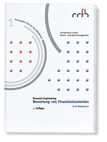 Financial Engineering: Bewertung von Finanzinstrumenten