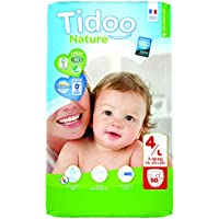 Tidoo–Windeln Gr. 4night and day–Maxi (150Windeln)